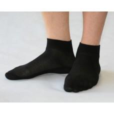 """Мужские носки укороченные облегченные """"Сетка"""" M-CU003"""